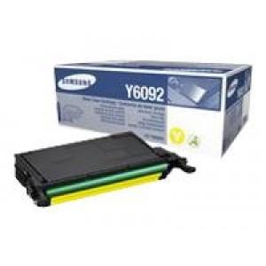 Cartouche laser Samsung CLT-Y6092S Jaune