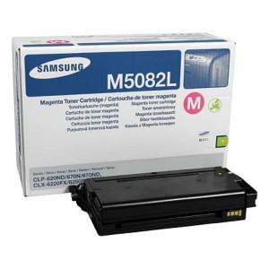 Cartouche toner Magenta 4 000 pages, Samsung CLT-M5082L