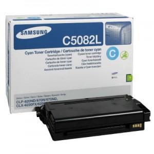 Cartouche toner Cyan 4 000 pages, Samsung CLT-C5082L