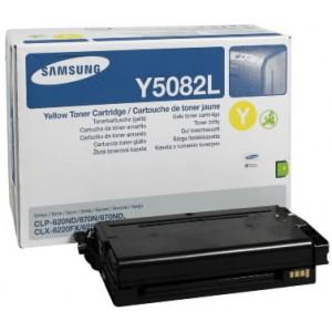 Cartouche toner Jaune 4 000 pages, Samsung CLT-Y5082L