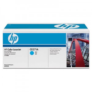 Cartouche  laser HP Cyan CE271A