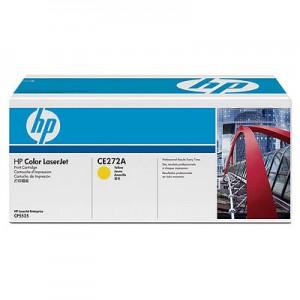 Cartouche  laser HP jaune CE272A