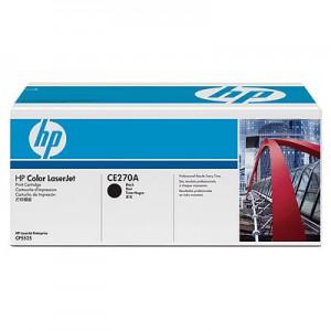 Cartouche  laser HP Noire CE270A