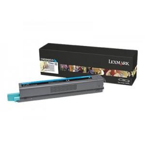 Cartouche laser lexmark couleur Cyan C925H2CG
