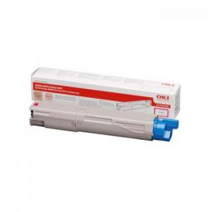 Cartouche laser oki couleur Magenta 43459370