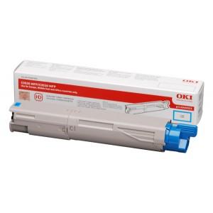 Cartouche laser oki couleur Cyan 43459371