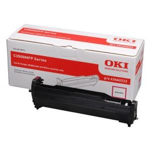 Tambour  laser oki couleur  Magenta 43460222