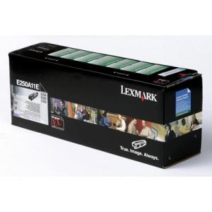 Cartouche de marque Lexmark Noire E250A11E