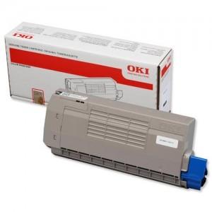 Cartouche laser OKI Noire 44318608