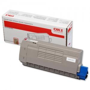 Cartouche laser OKI  Magenta 44318606
