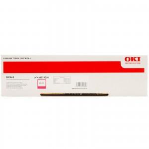 Cartouche laser de marque OKI magenta 44059210