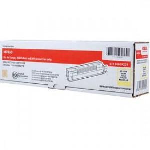 Cartouche laser de marque OKI Jaune 44059209