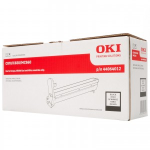 Tambour de marque OKI noire  44064012