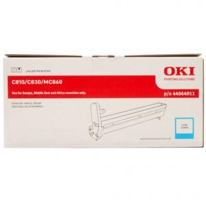 Tambour de marque OKI Cyan 44064011