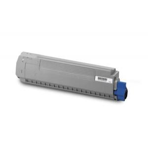 Cartouche laser Oki Jaune 44059253