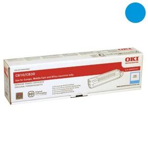 Cartouche laser oki Cyan 44059107