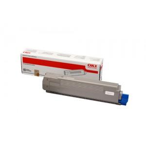 Cartouche laser oki noire 44643004