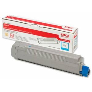 Cartouche laser oki Cyan 44643003