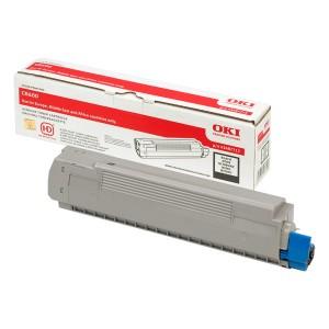 Cartouche laser oki noire 43487712