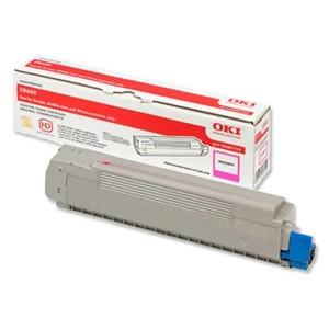 Cartouche laser oki Magenta 43487710