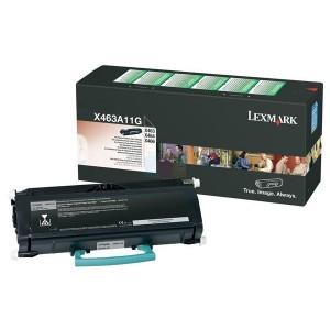 cartouche laser lexmark noire X463A11G