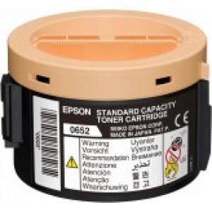 Toner Epson Capacité standard Noire C13S050652