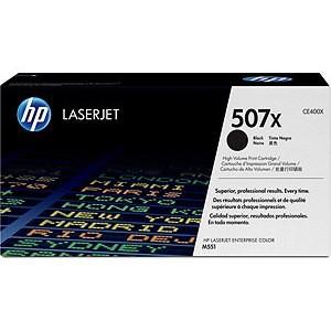 Cartouche  de toner HP CE400X noire