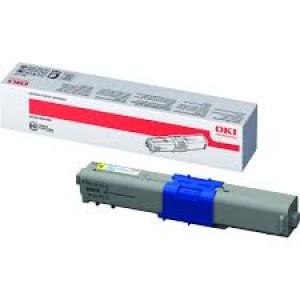 Toner laser OKI 44469704  couleur jaune