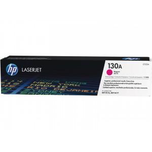 Cartouche de toner HP LaserJet 130A Magenta