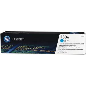 Cartouche de toner HP LaserJet 130A Cyan