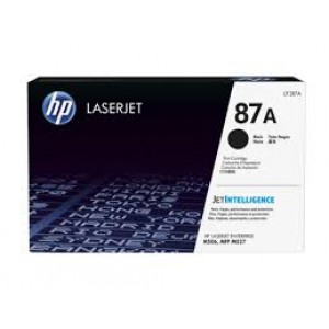 HP CF287A cartouche laser HP CF287A