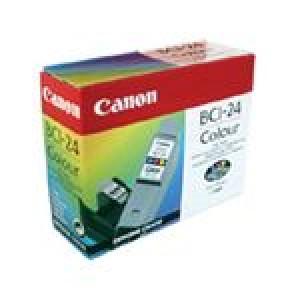 Cartouche encre Canon BCI 24 Couleur