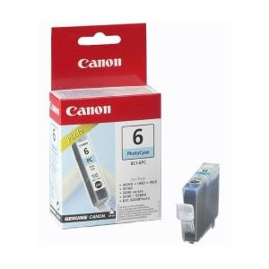 Cartouche encre Canon BCI 6 photo Cyan