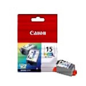 Pack de 2 Cartouches encre Canon BCI 15 couleur