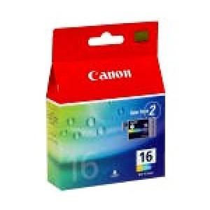 Lot de 2 Cartouches encre Canon BCI 16 couleur