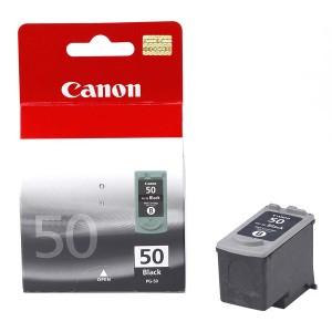 Cartouche encre Canon PG 50 Noire