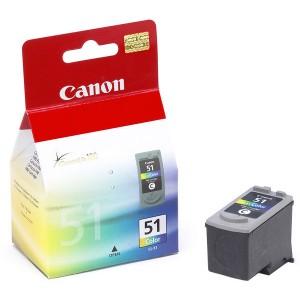 Cartouche encre Canon CL51 Couleur