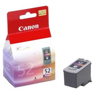 Cartouche encre Canon CL52 Couleur Photo