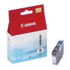 Cartouche encre Canon CLI 8PC Photo Cyan