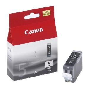 Cartouche encre Canon PGI 5BK Noire