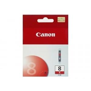 Cartouche encre Canon CLI 8 Rouge