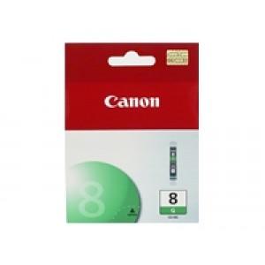Cartouche encre Canon CLI 8 Vert