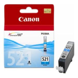Cartouche encre Canon CLI 521 Cyan