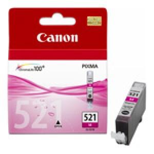 Cartouche encre Canon CLI 521 Magenta