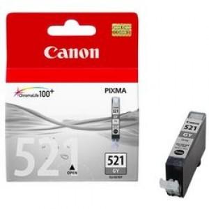 Cartouche encre Canon CLI 521 Gris