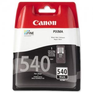 Cartouche encre Canon PG-540 Noire