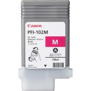 Cartouche encre CANON PFi-102M