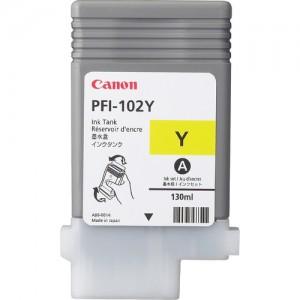 Cartouche encre CANON PFi-102Y