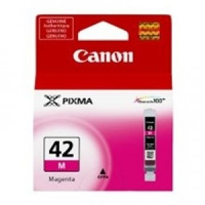 Cartouche encre Canon CLI-42M magenta