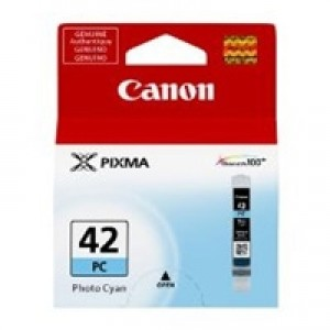 Cartouche encre Canon CLI-42PC photo cyan